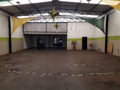 GALPÃO - AVENIDA DOM PEDRO I- IPIRANGA